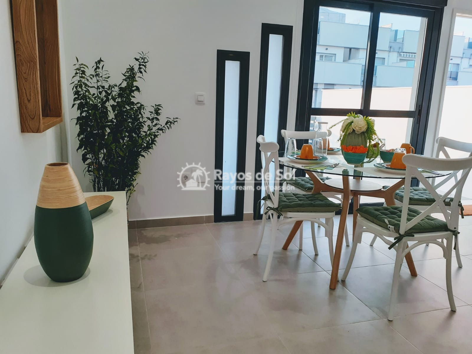 Penthouse  in Lo Pagan, Costa Cálida (LPPCLH32-2P) - 3