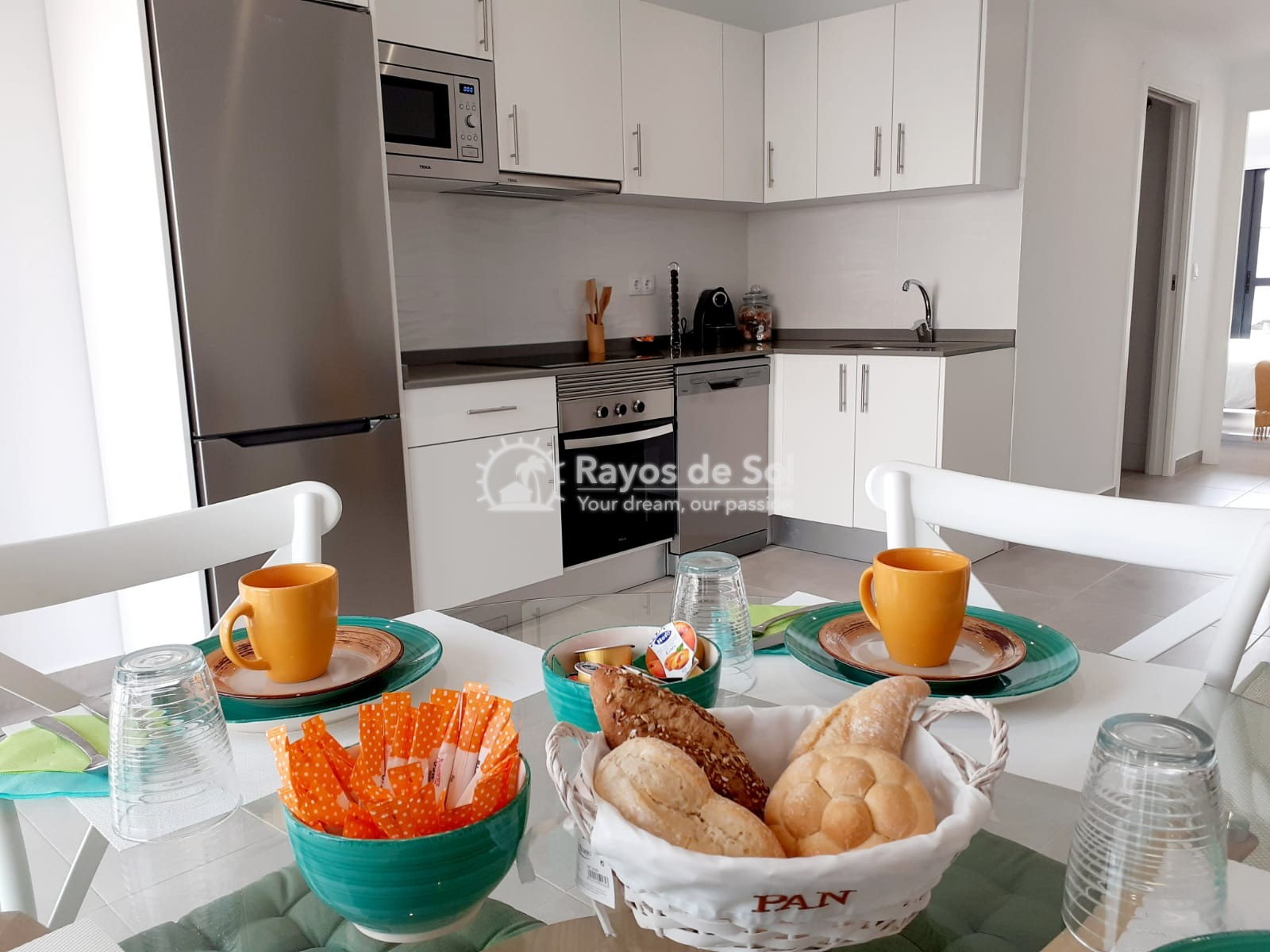 Penthouse  in Lo Pagan, Costa Cálida (LPPCLH32-2P) - 5