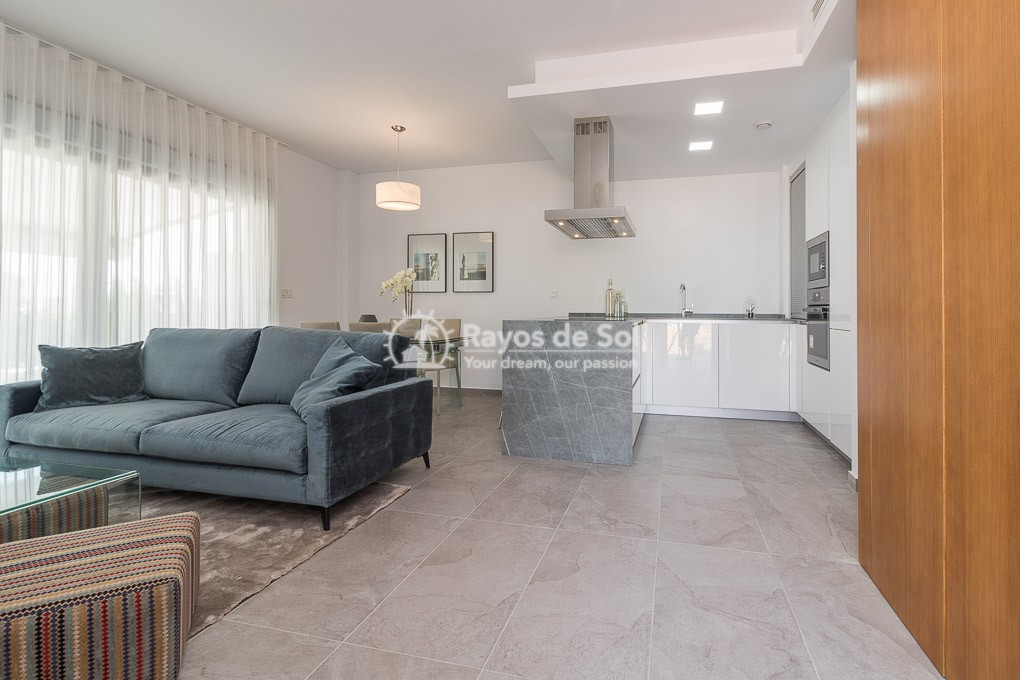 Penthouse  in Torrevieja, Costa Blanca (TOGFBL3-2A) - 14