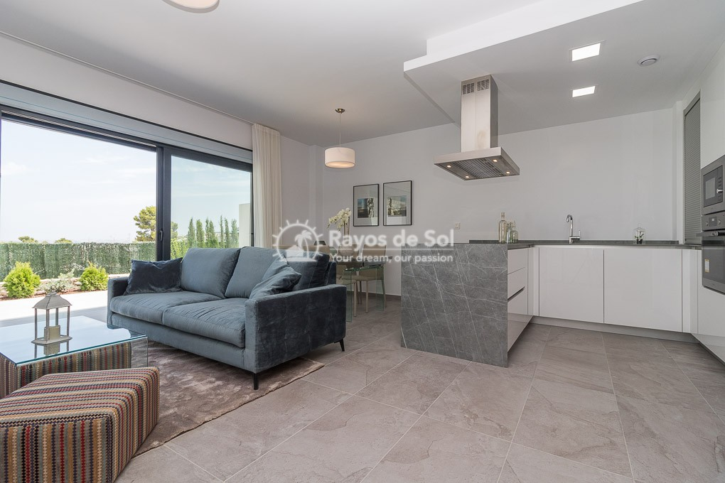 Penthouse  in Torrevieja, Costa Blanca (TOGFBL3-2A) - 13