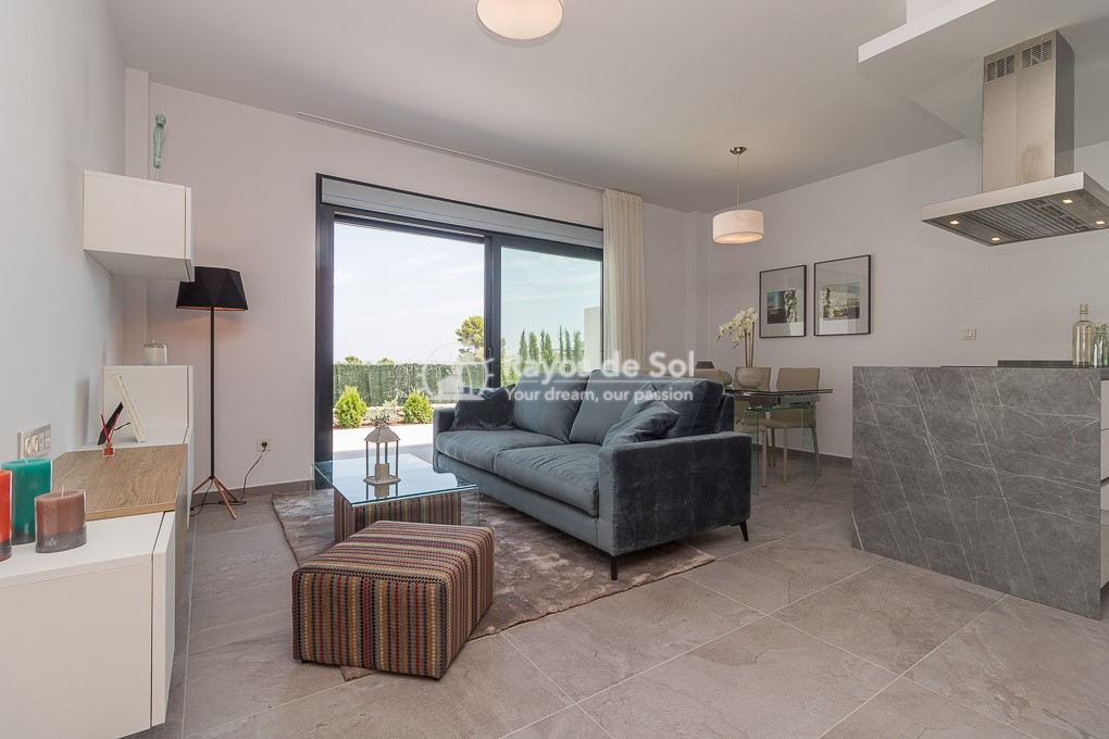 Penthouse  in Torrevieja, Costa Blanca (TOGFBL3-2A) - 12