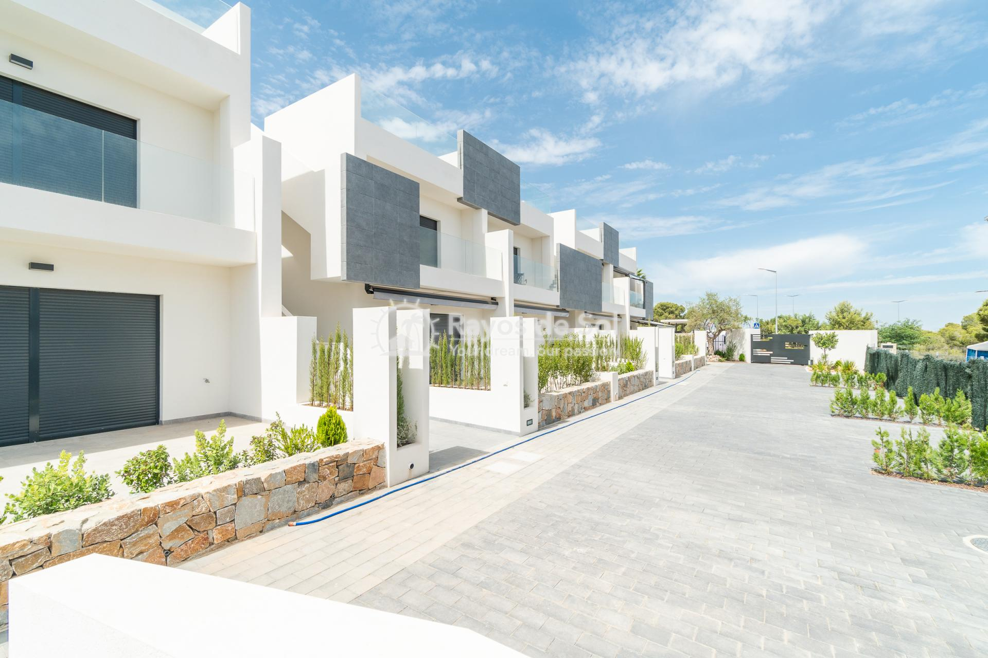 Penthouse  in Torrevieja, Costa Blanca (TOGFBL3-2A) - 2