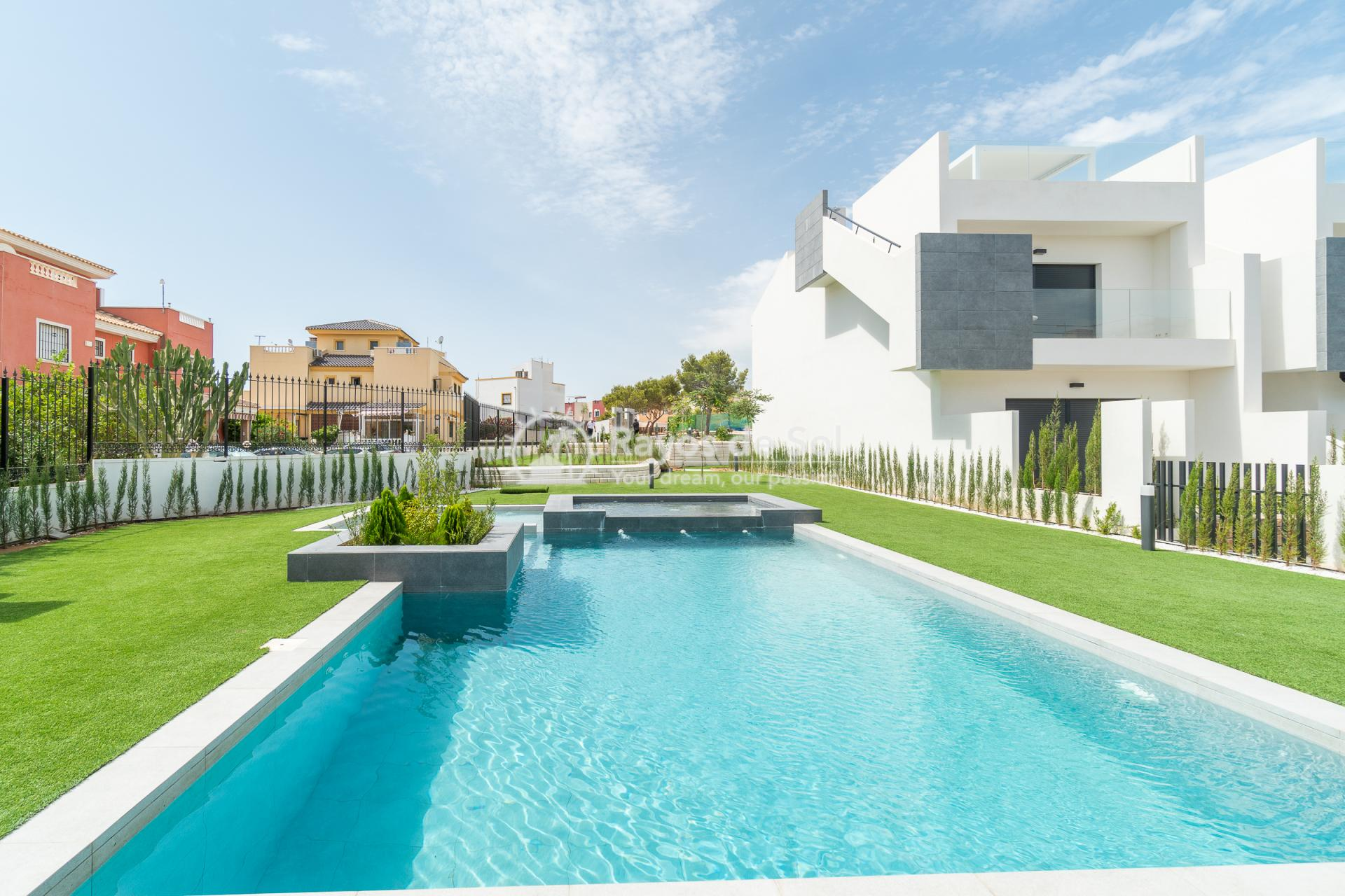 Penthouse  in Torrevieja, Costa Blanca (TOGFBL3-2A) - 53