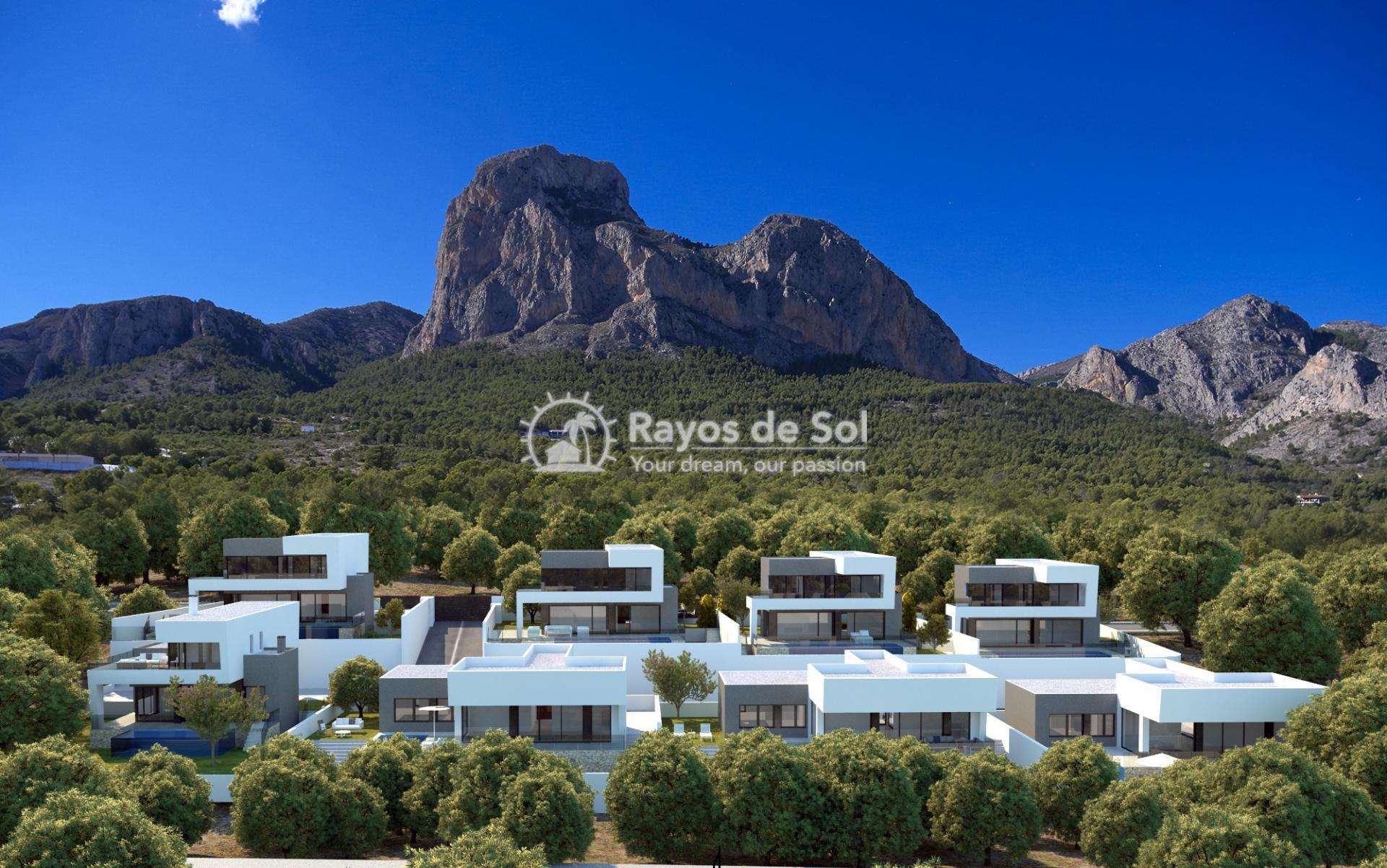 Villa  in Polop, Costa Blanca (POGRPVAI3-2) - 5