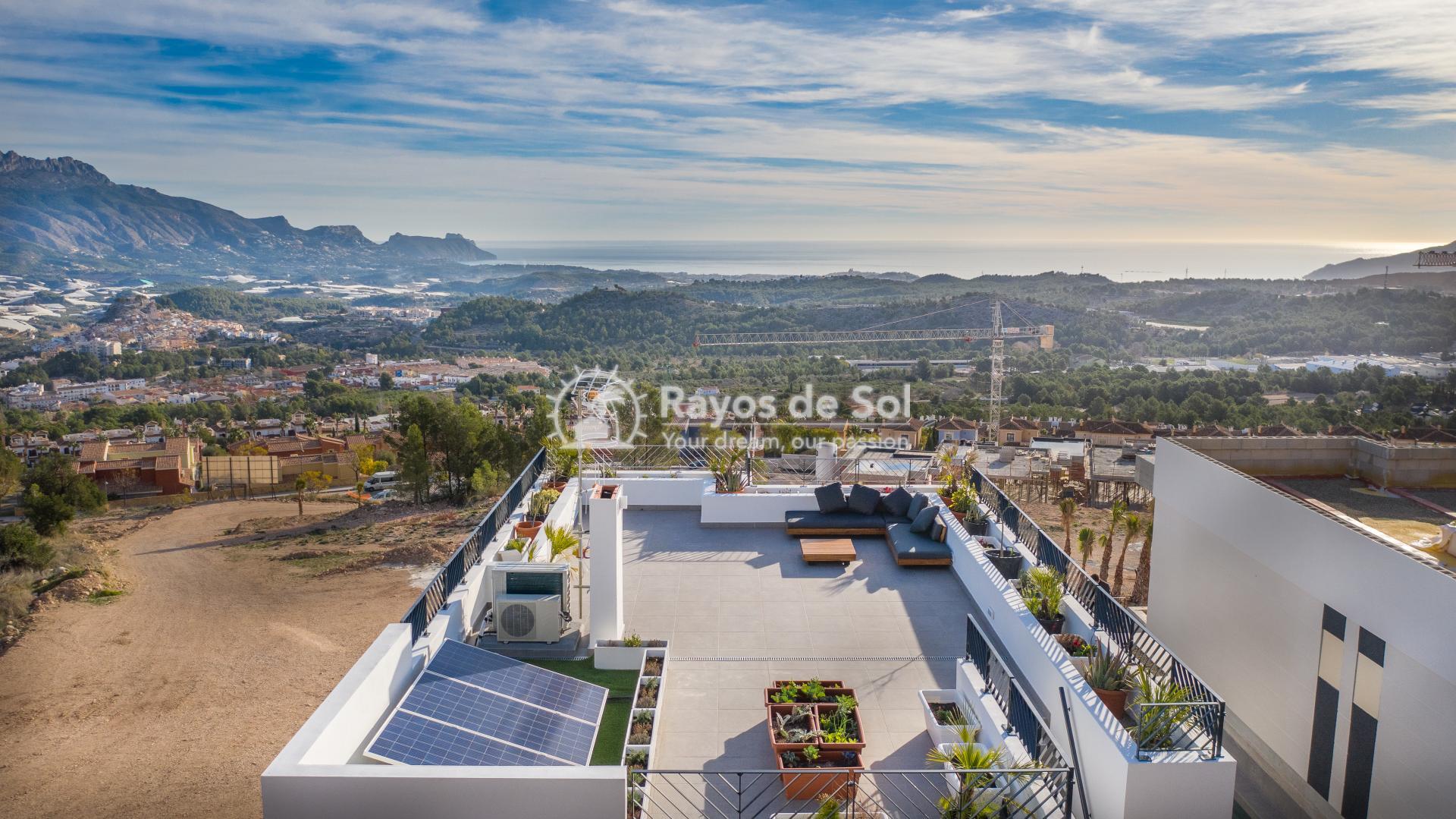 Newbuild villa  in Polop, Costa Blanca (POGRPHVI2-2) - 34