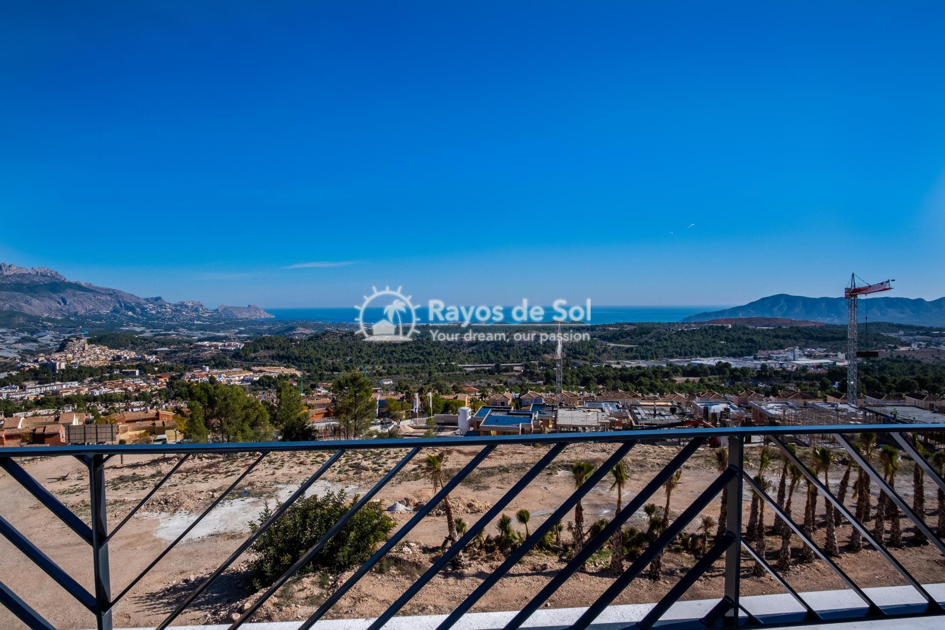 Newbuild villa  in Polop, Costa Blanca (POGRPHVI2-2) - 29