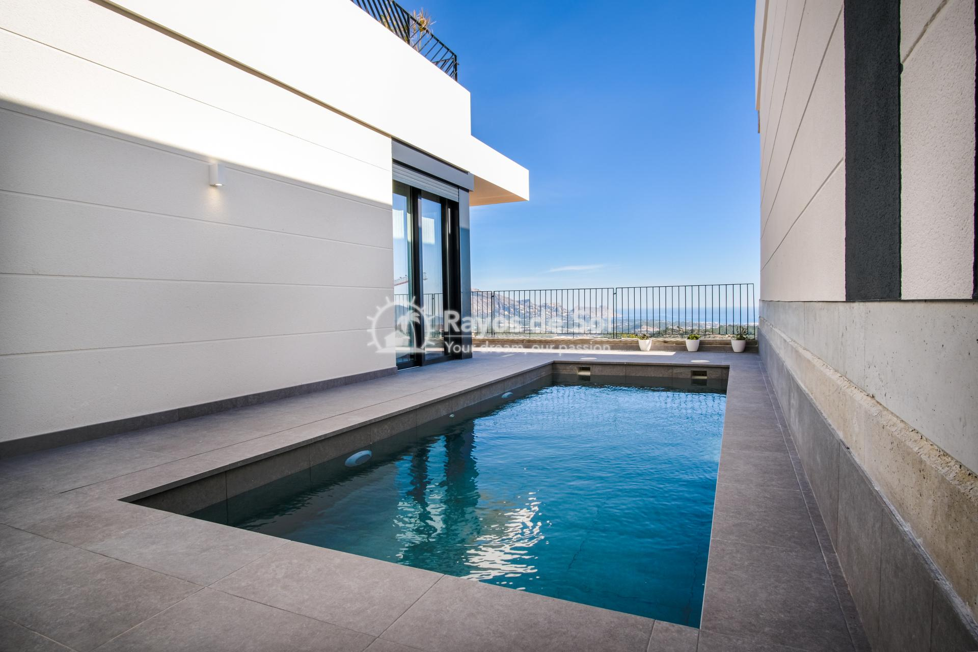 Newbuild villa  in Polop, Costa Blanca (POGRPHMA3-2) - 35