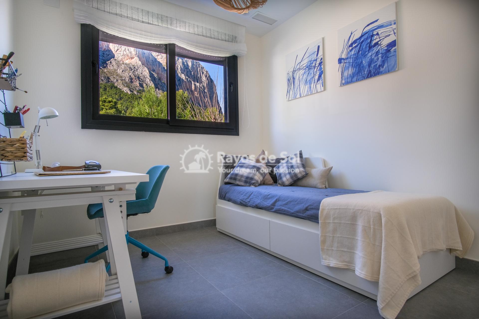 Newbuild villa  in Polop, Costa Blanca (POGRPHMA3-2) - 23