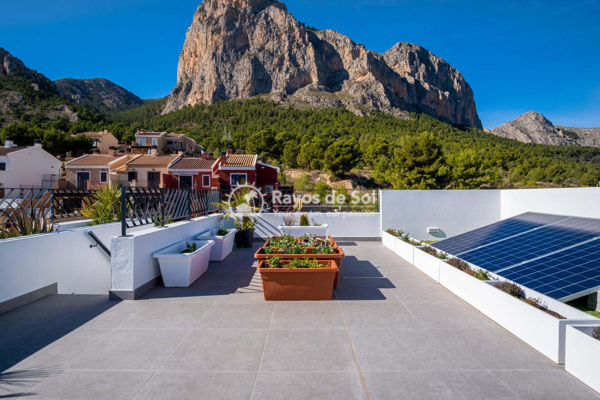Newbuild villa  in Polop, Costa Blanca (POGRPHMA3-2) - 37