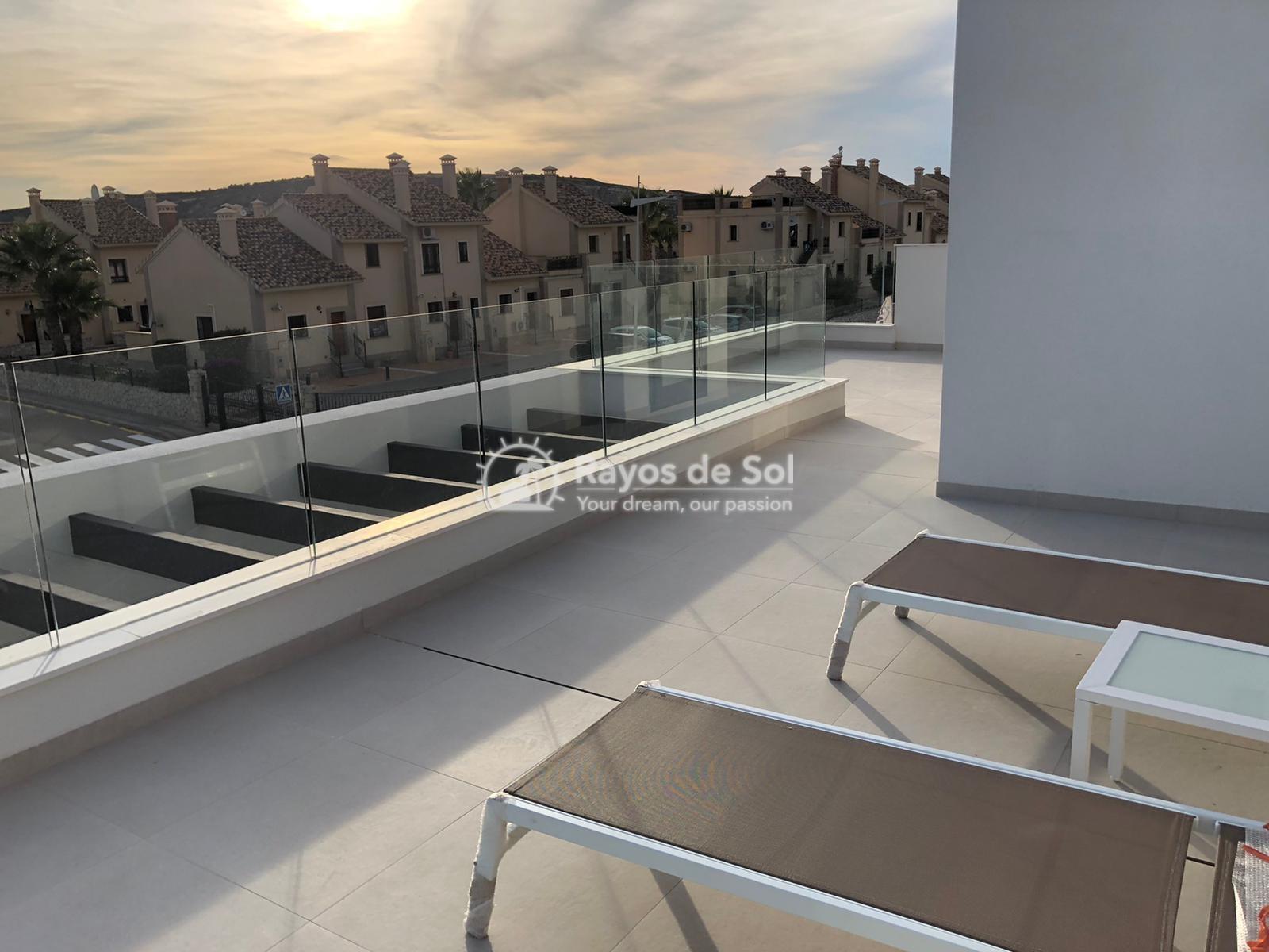 Newbuild villas in La Finca, Algorfa, Costa Blanca (LFHELFV3-2) - 62