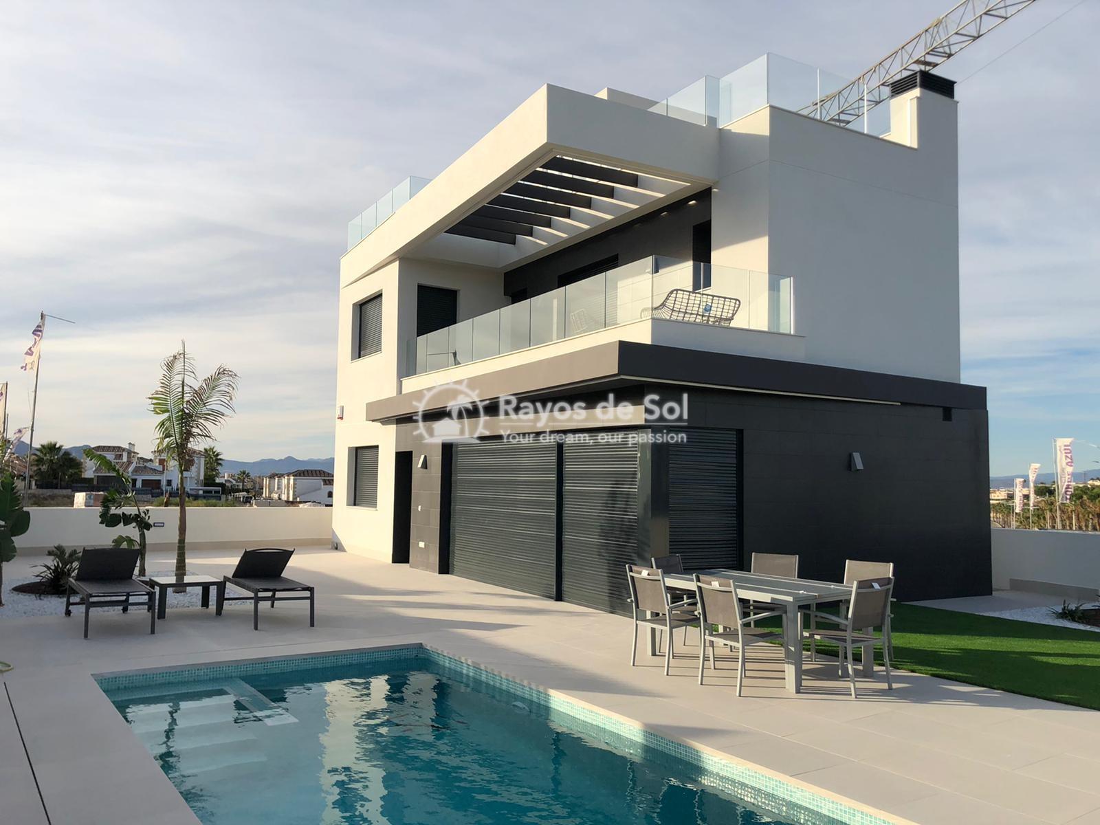 Newbuild villas in La Finca, Algorfa, Costa Blanca (LFHELFV3-2) - 3