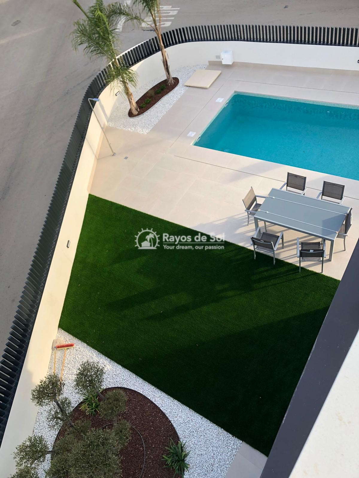 Newbuild villas in La Finca, Algorfa, Costa Blanca (LFHELFV3-2) - 71