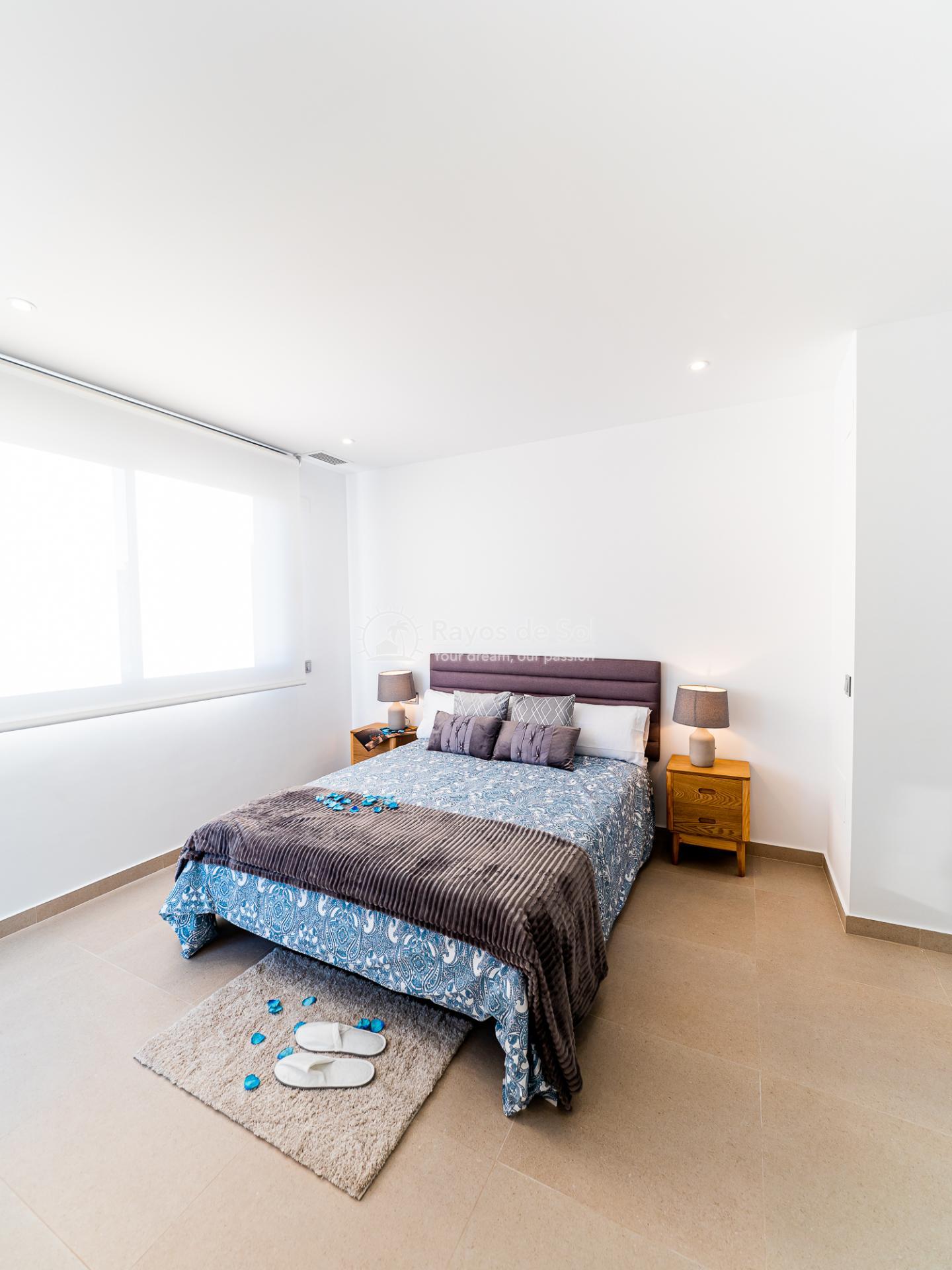 Newbuild villas in La Finca, Algorfa, Costa Blanca (LFHELFV3-2) - 39