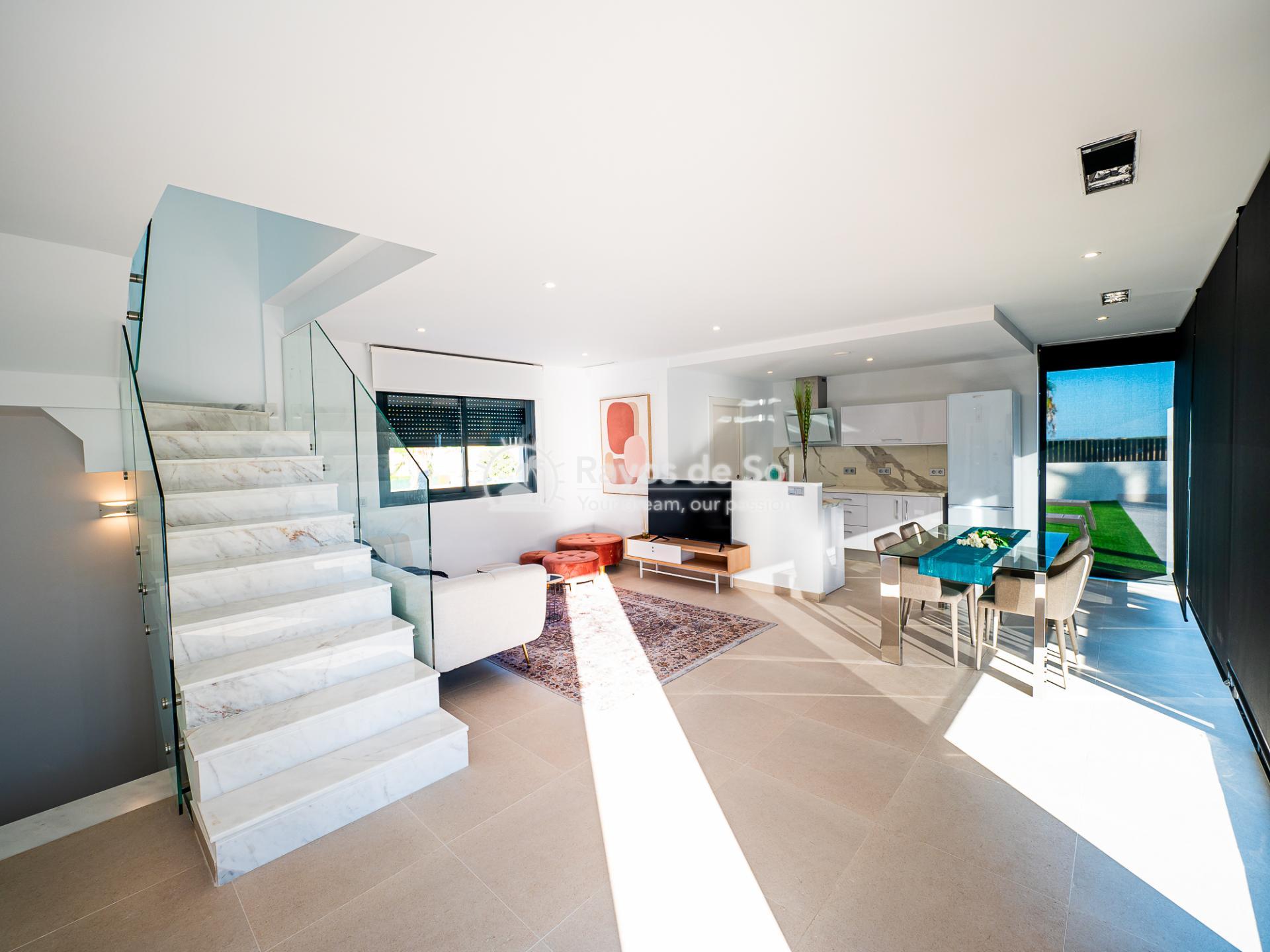 Newbuild villas in La Finca, Algorfa, Costa Blanca (LFHELFV3-2) - 10