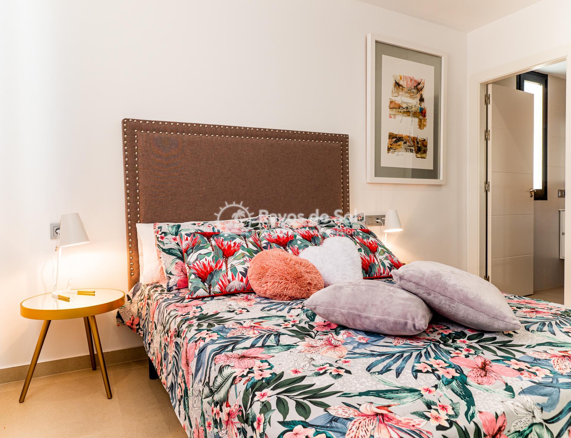 Newbuild villas in La Finca, Algorfa, Costa Blanca (LFHELFV3-2) - 19