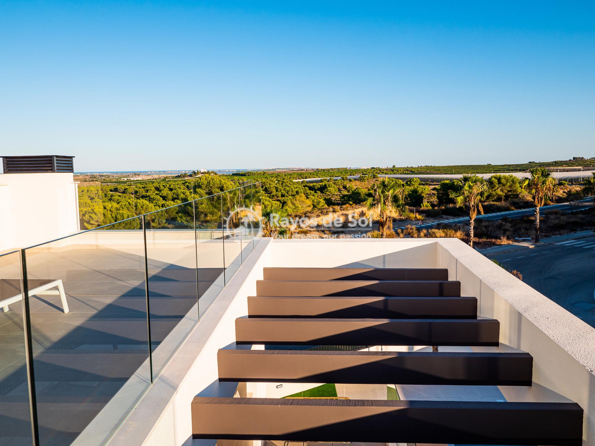 Newbuild villas in La Finca, Algorfa, Costa Blanca (LFHELFV3-2) - 60