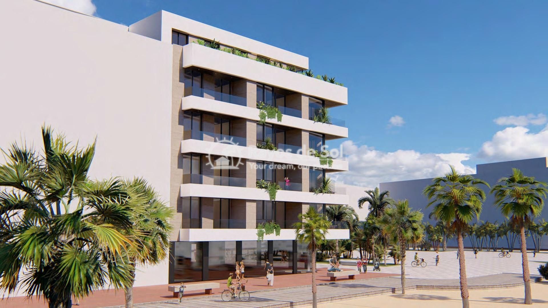 First line apartments  in La Mata, Costa Blanca (LMIMEM3-3) - 13