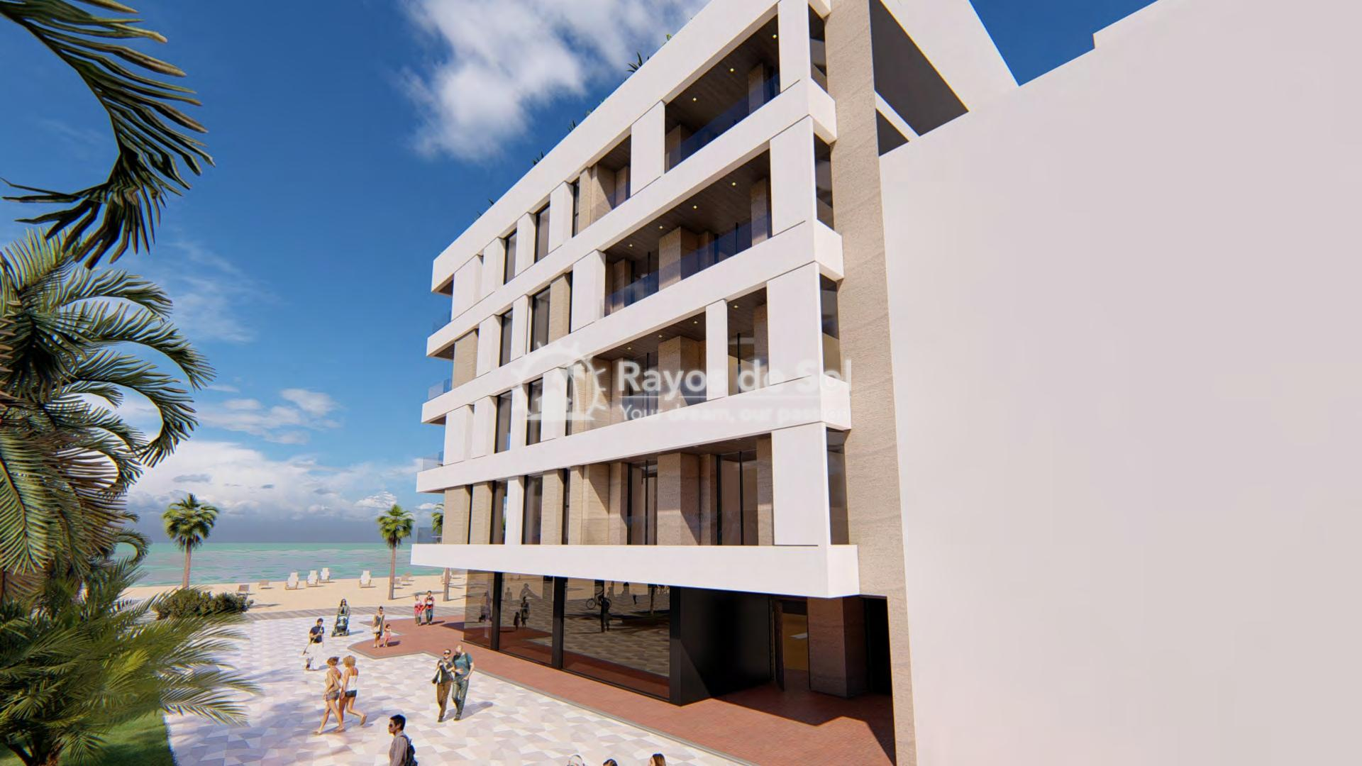 First line apartments  in La Mata, Costa Blanca (LMIMEM3-3) - 15