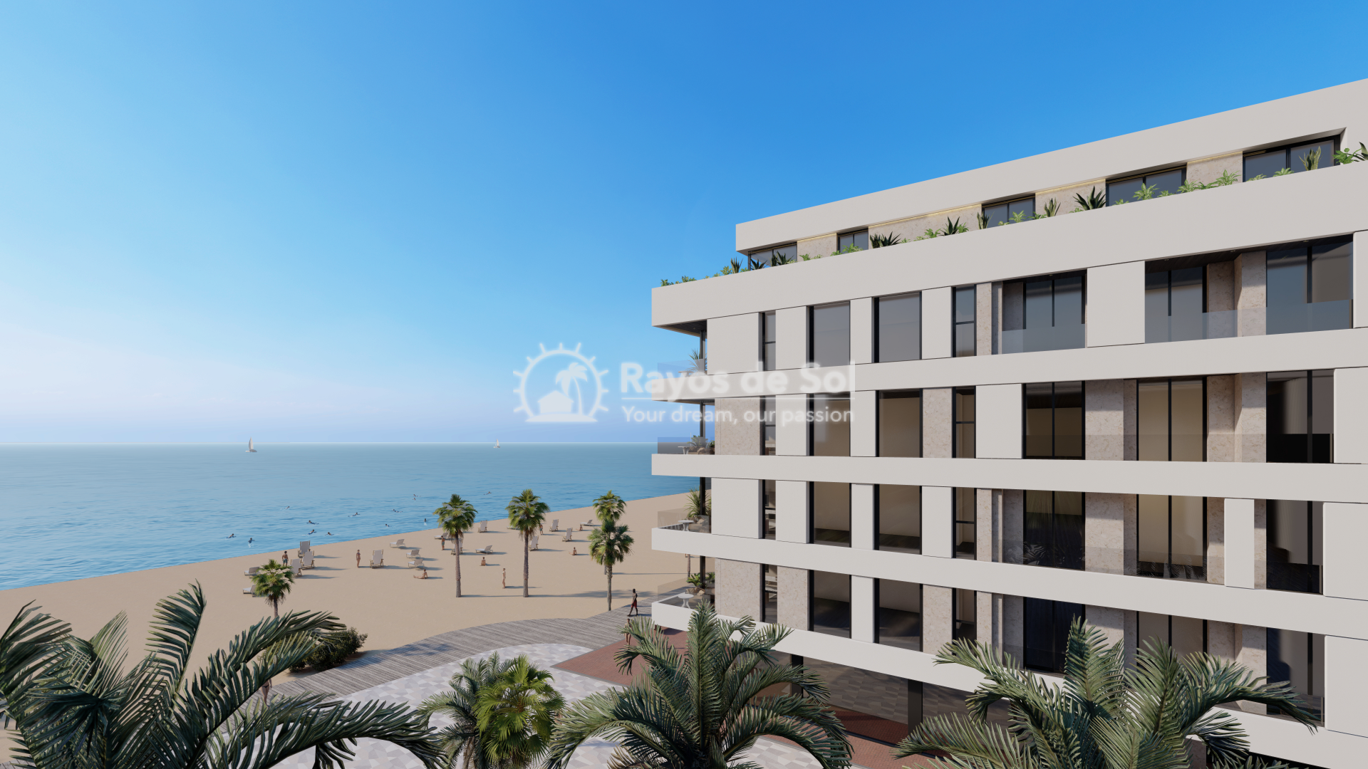 First line apartments  in La Mata, Costa Blanca (LMIMEM3-3) - 17