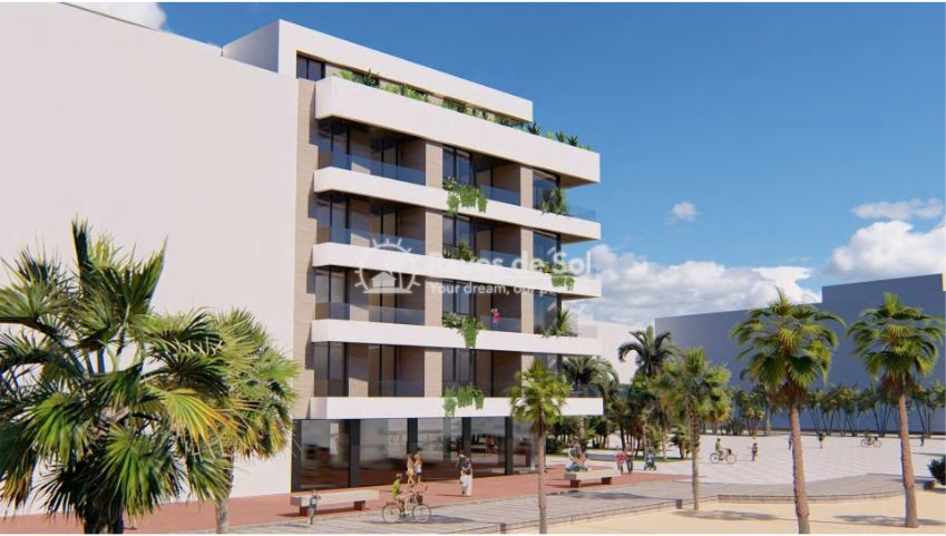 First line apartments  in La Mata, Costa Blanca (LMIMEM3-3) - 14