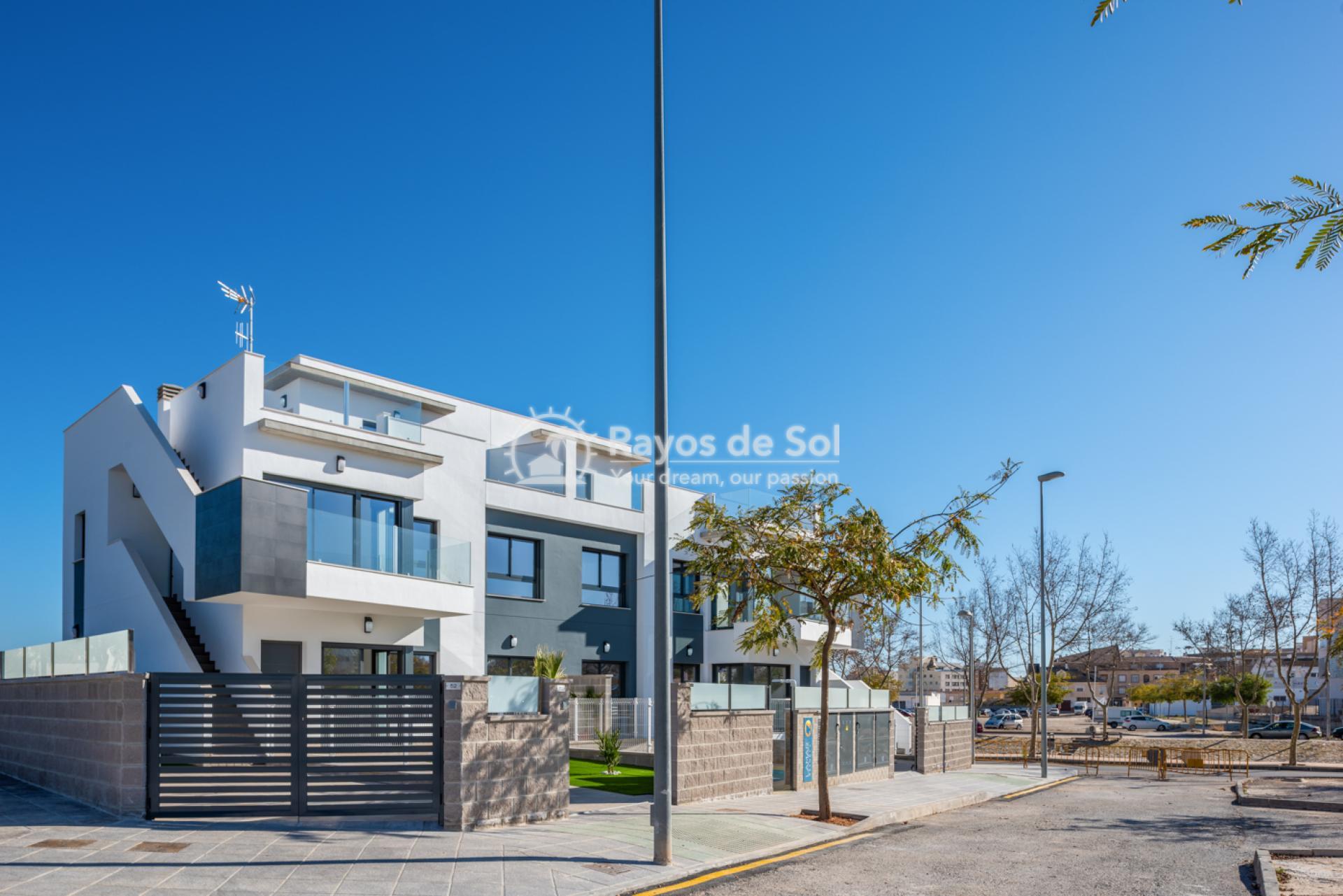 Penthouse  in Pilar de la Horadada, Costa Blanca (PILALB5-P3-3) - 2