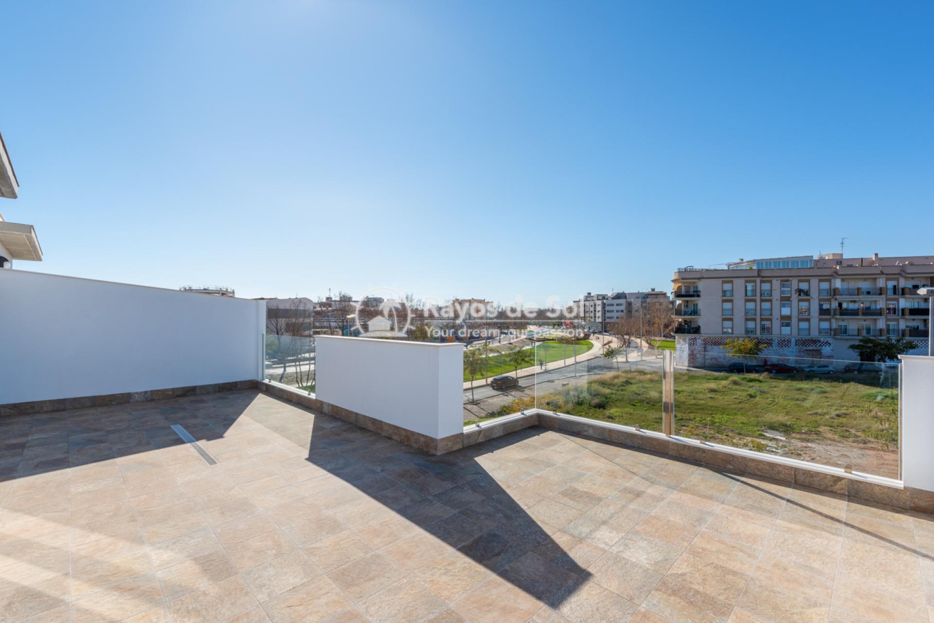 Penthouse  in Pilar de la Horadada, Costa Blanca (PILALB5-P3-3) - 26