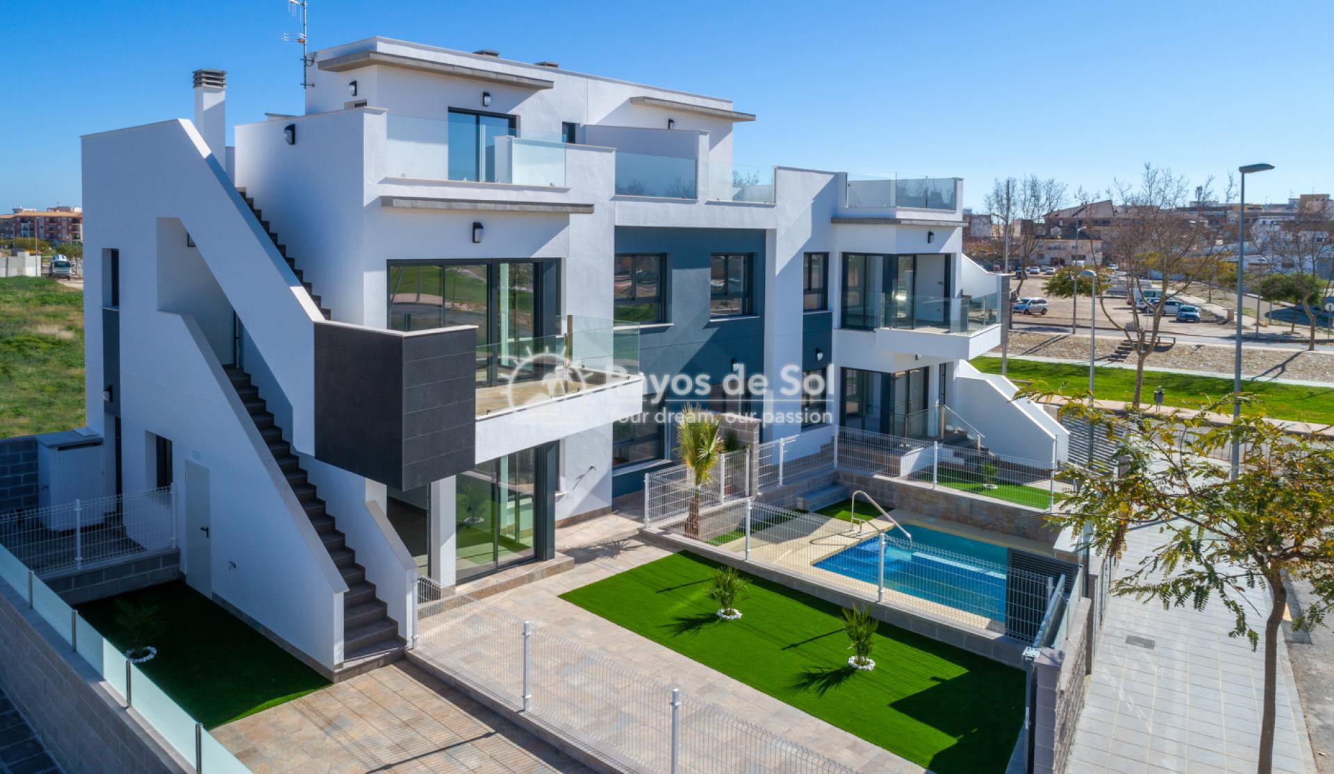 Penthouse  in Pilar de la Horadada, Costa Blanca (PILALB5-P3-3) - 1