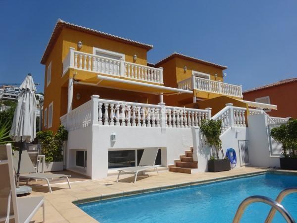 Villa  in Calpe, Costa Blanca North (2959) - 1