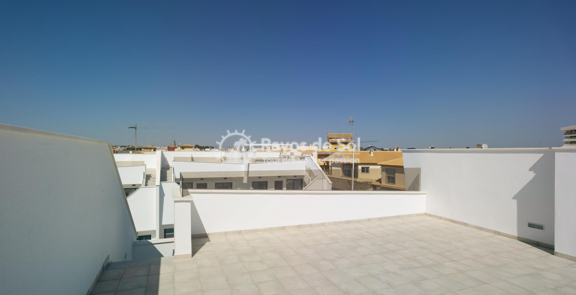 Penthouse  in Pilar de la Horadada, Costa Blanca (Playamar8-tf) - 21