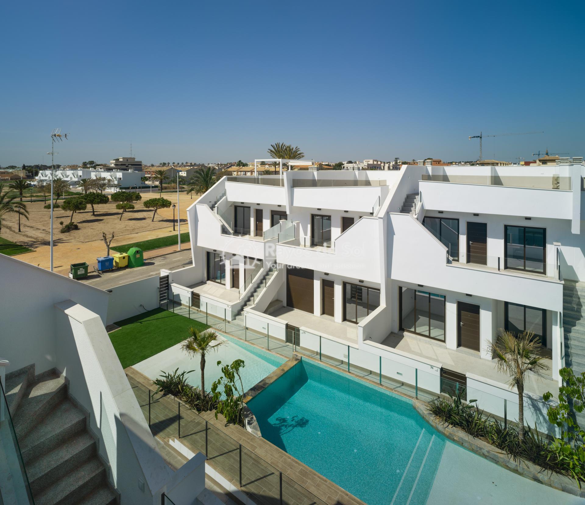 Penthouse  in Pilar de la Horadada, Costa Blanca (Playamar8-tf) - 24
