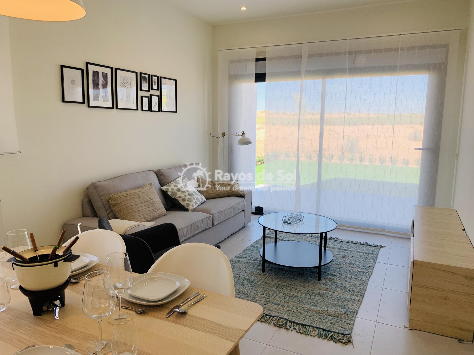 Penthouse  in Alhama De Murcia, Costa Cálida (ADMORMDC2-2P) - 2