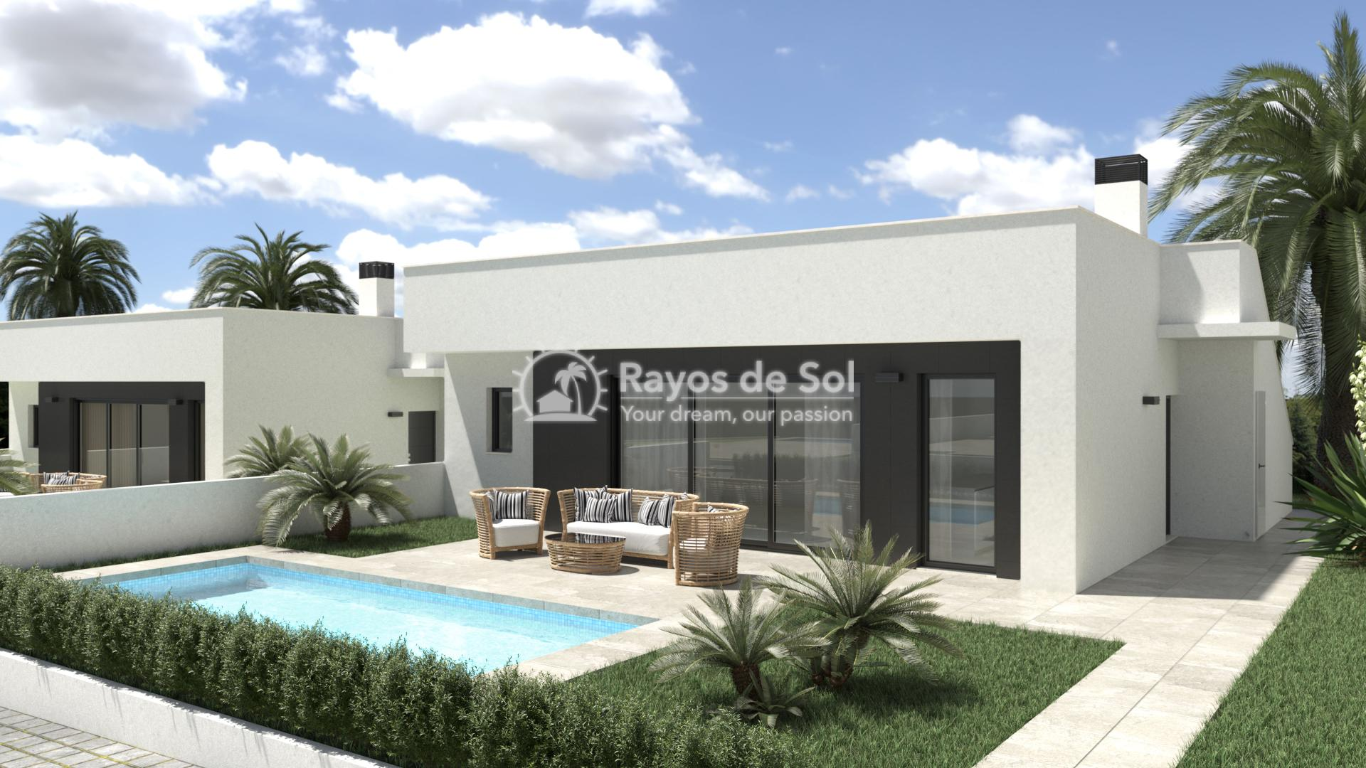 Newbuild villas  in Alhama De Murcia, Costa Cálida (ADMORMDC2-2V) - 7