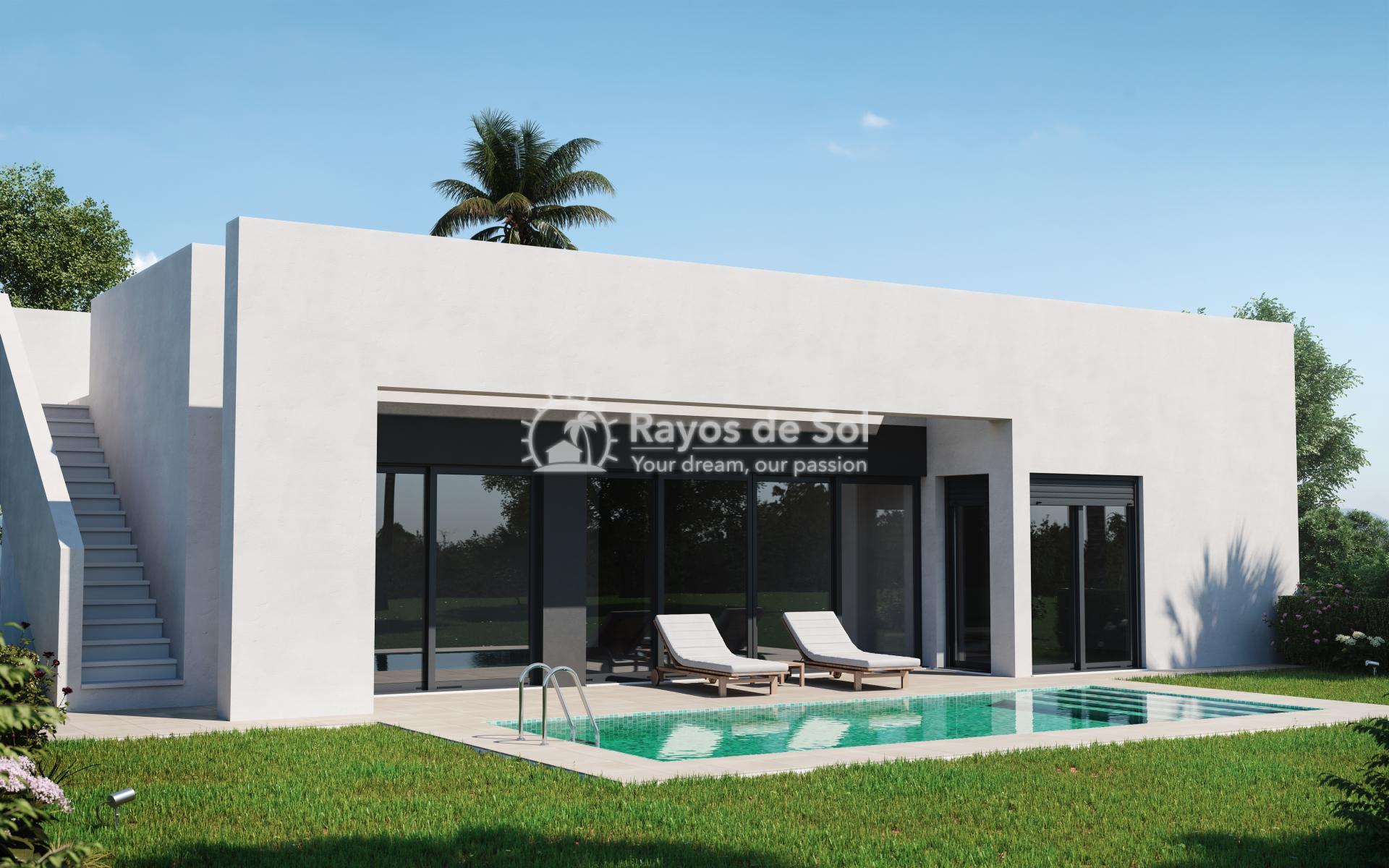 Newbuild villas  in Alhama De Murcia, Costa Cálida (ADMORMDC2-2V) - 9