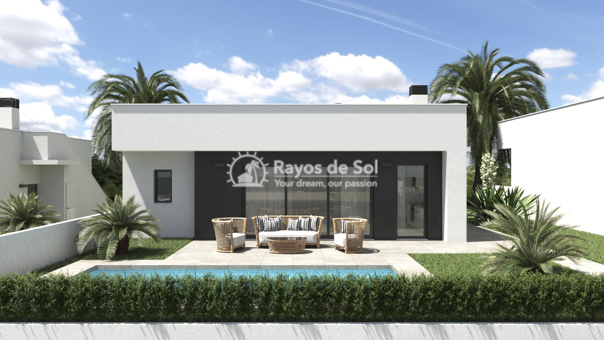 Newbuild villas  in Alhama De Murcia, Costa Cálida (ADMORMDC3-2V) - 2