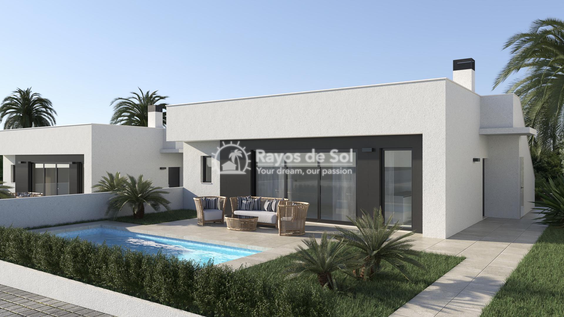 Newbuild villas  in Alhama De Murcia, Costa Cálida (ADMORMDC3-2V) - 1