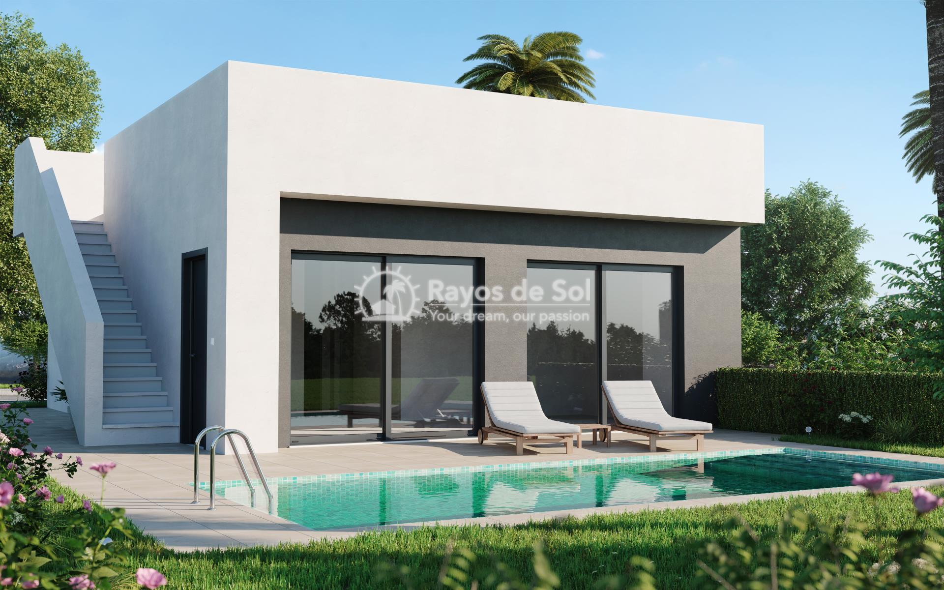 Newbuild villas  in Alhama De Murcia, Costa Cálida (ADMORMDC3-2V) - 9