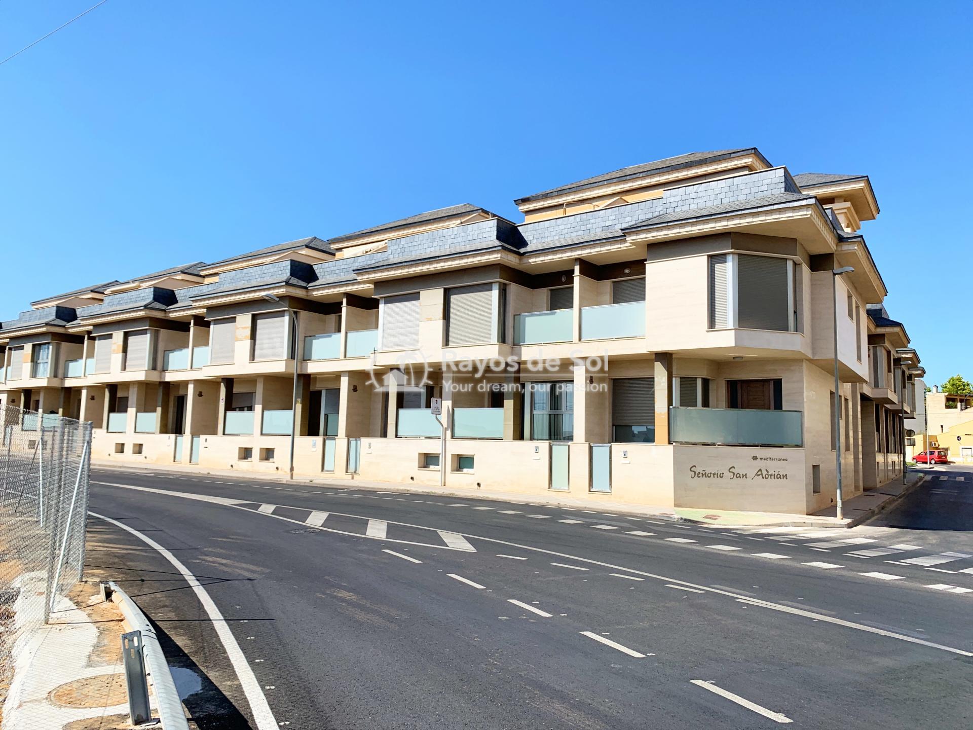 Townhouses  in Pilar de la Horadada, Costa Blanca (PIORSA3-3T) - 1