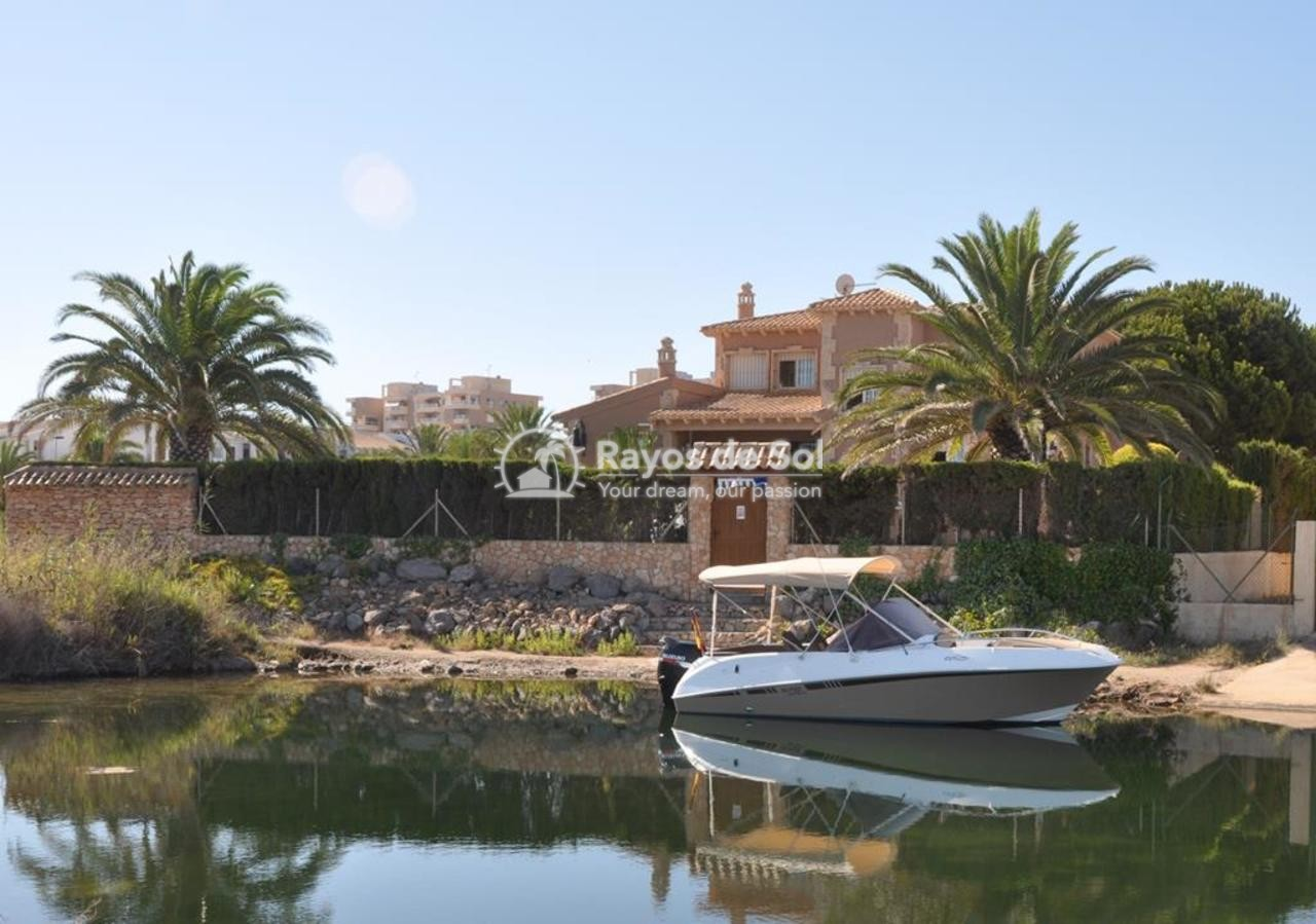 Villa  in La Manga del Mar Menor, Costa Cálida (533805sv) - 1