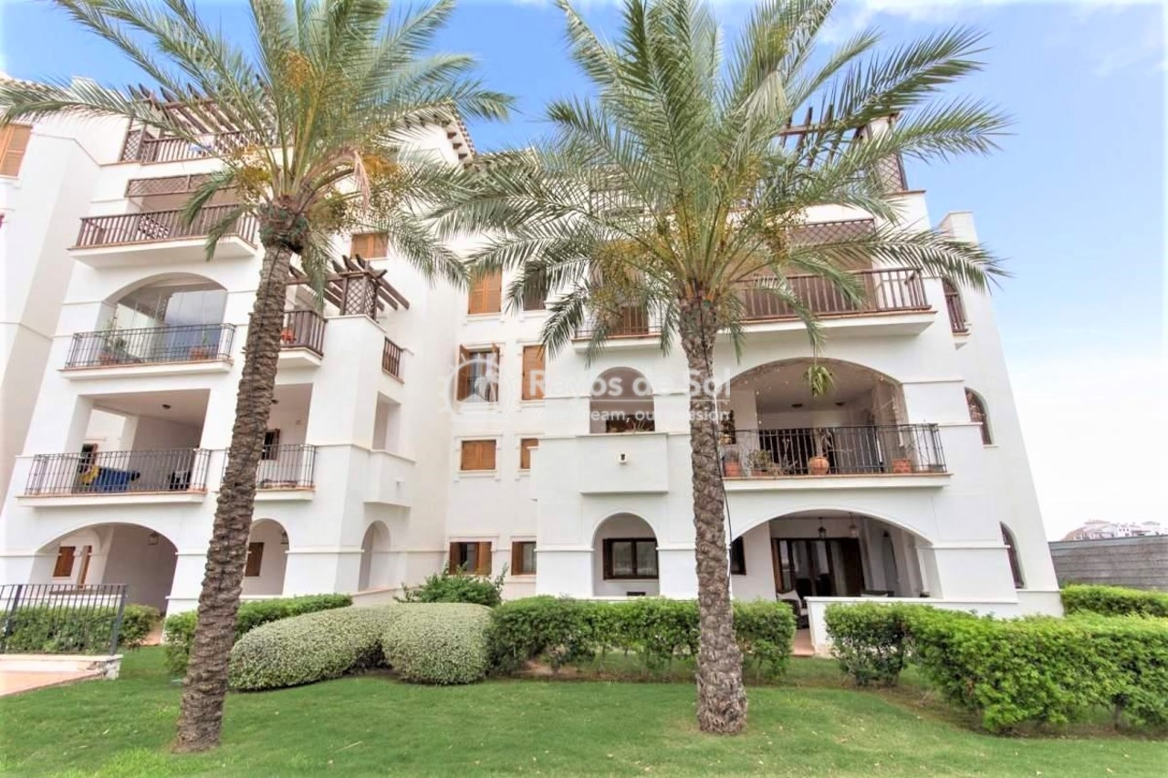 Apartment  in El Valle Golf Resort, Costa Cálida (561225svm) - 2