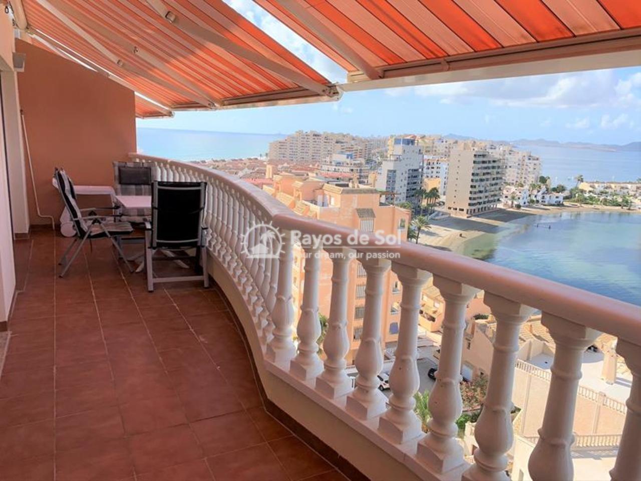 Apartment  in La Manga del Mar Menor, Costa Cálida (561332svm) - 2