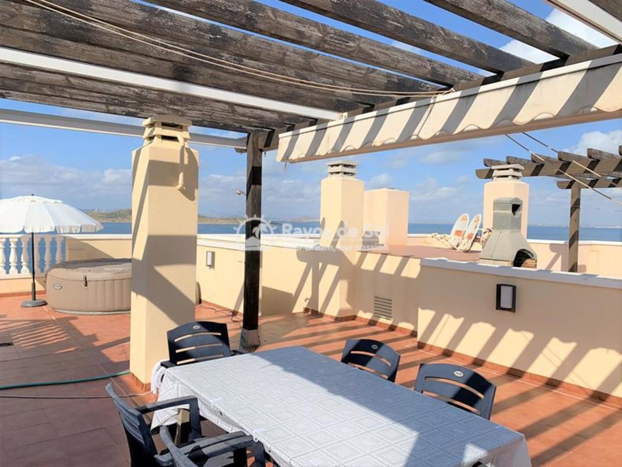 Apartment  in La Manga del Mar Menor, Costa Cálida (561332svm) - 7