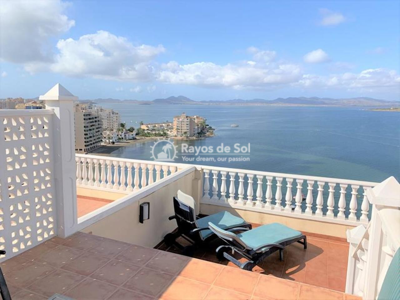 Apartment  in La Manga del Mar Menor, Costa Cálida (561332svm) - 10