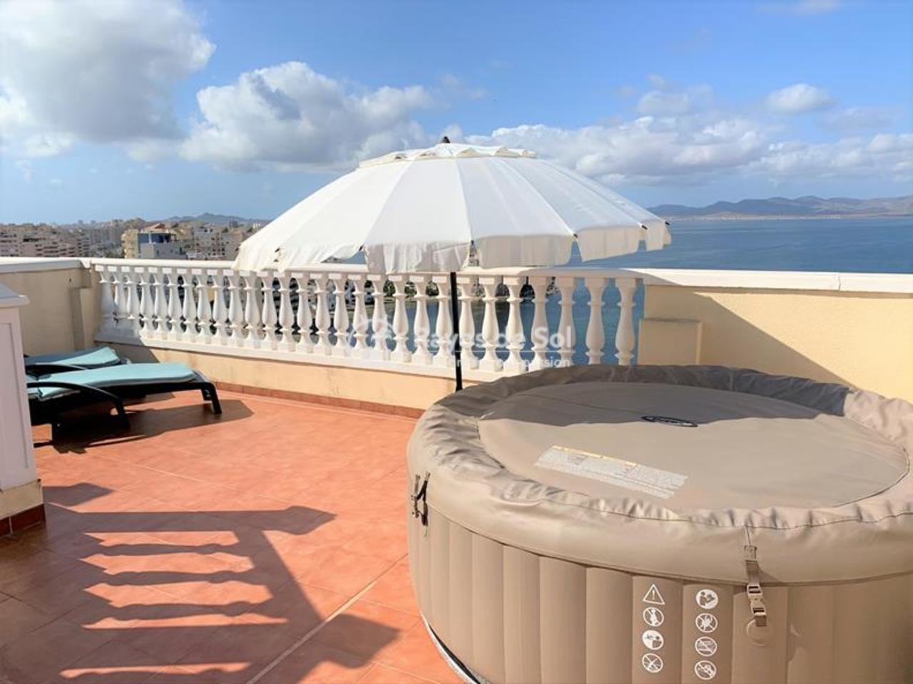 Apartment  in La Manga del Mar Menor, Costa Cálida (561332svm) - 8
