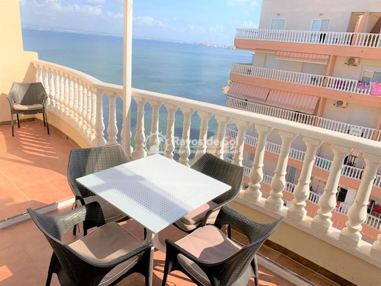 Apartment  in La Manga del Mar Menor, Costa Cálida (561332svm) - 18