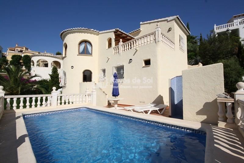 Villa  in Benitachell, Costa Blanca (2336) - 1