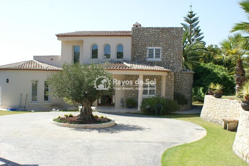 Villa  in Benissa, Costa Blanca (2910) - 2
