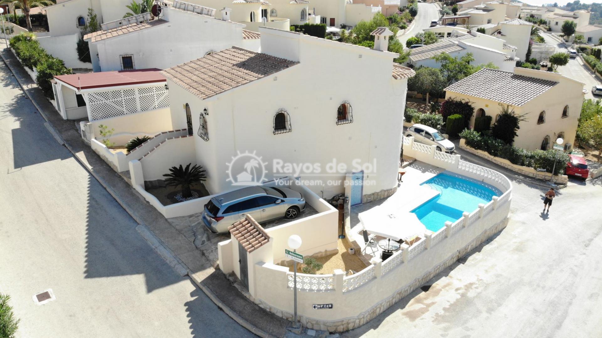 Villa  in Benitachell, Costa Blanca (2954) - 14