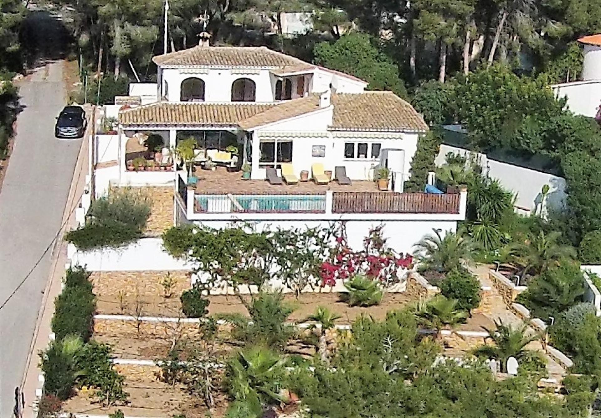 Villa  in Benissa, Costa Blanca (2967) - 2