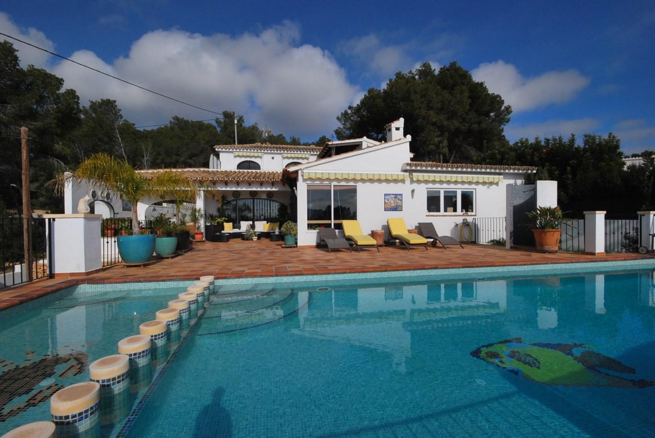 Villa  in Benissa, Costa Blanca (2967) - 1