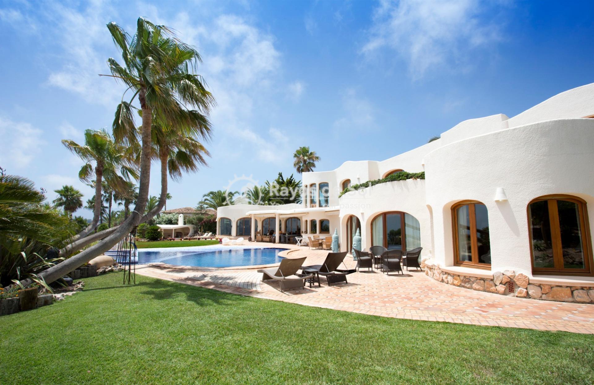 Villa  in Benissa, Costa Blanca (3190) - 3